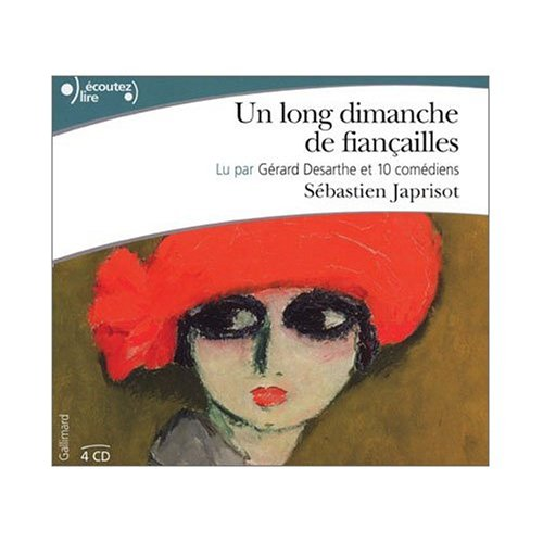 9780828865104: Un Long Dimanche de Fiancailles : Book and 4 Audio Compact Discs in French (French Edition)