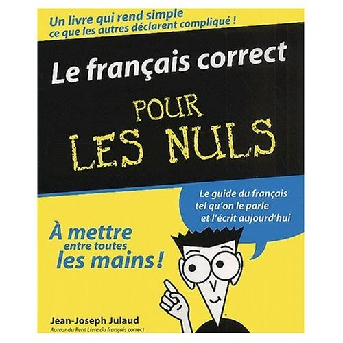 French For Dummies Book