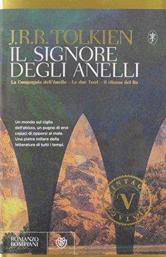 9780828867665: Il Signore degli Anelli : Trilogia / Italian edition of The Lord of the Rings : Trilogy