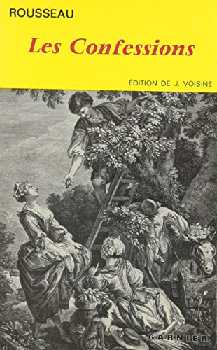 9780828874793: Les Confessions (in French) (French Edition)