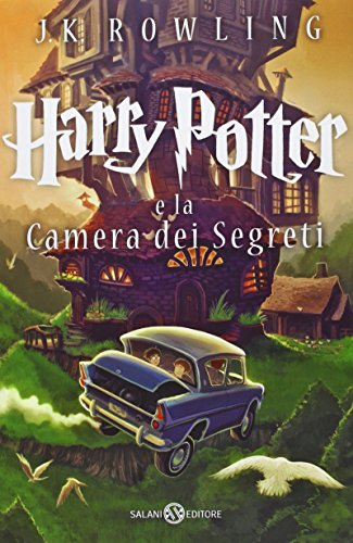 9780828877152: Harry Potter e la Camera des Segreti (Italian Edition of Harry Potter and the Chamber of Secrets)