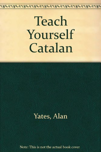 9780828883078: Teach Yourself Catalan