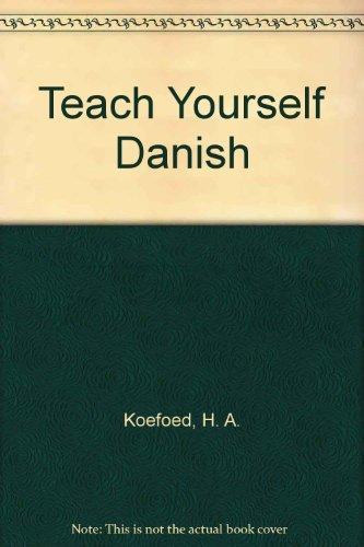 9780828883115: Teach Yourself Danish