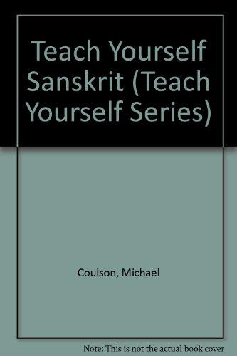 9780828883894: Teach Yourself Sanskrit