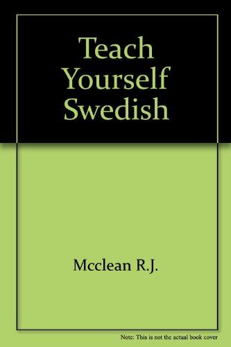 9780828884068: Teach Yourself Swedish