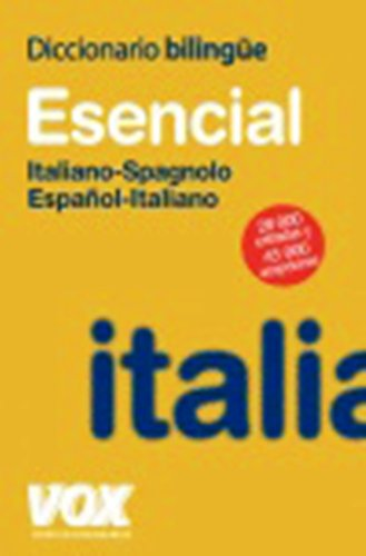 Diccionario Italiano-Spagnolo Espanol-Italiano (Italian and Spanish Edition)