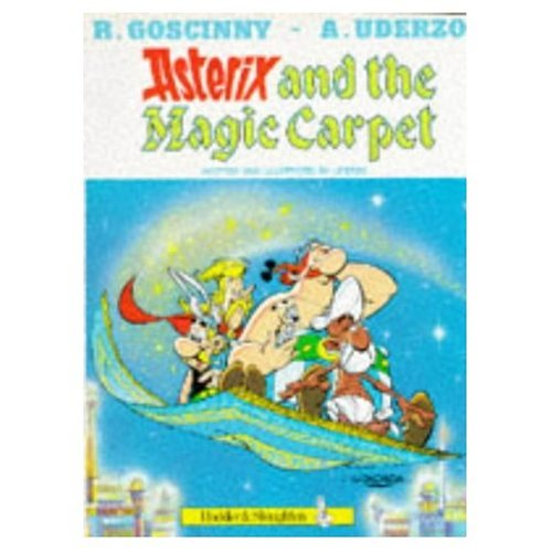 9780828885690: Asterix and the Magic Carpet