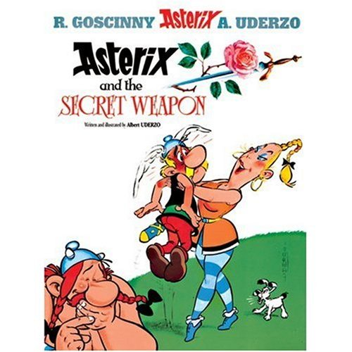 9780828885737: Asterix and the Secret Weapon [Paperback] by Rene de Goscinny