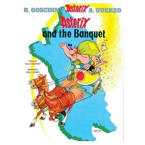 9780828885904: Asterix and the Banquet