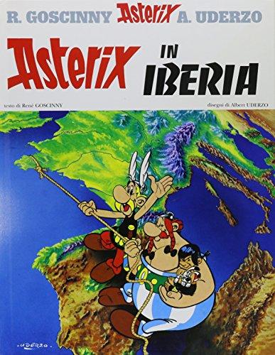 9780828885935: Asterix in Iberia (Italian edition of Asterix in Spain)