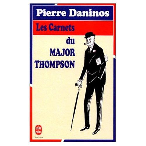 9780828891752: Les\Carnets du Major Thompson