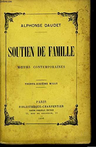 Soutien De Famille (9780828891912) by Alphonse Daudet