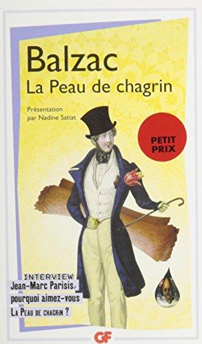 9780828893350: La\Peau de Chagrin