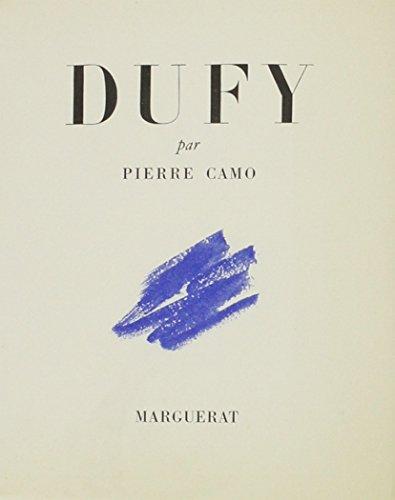Dufy l'Enchanteur: Pierre Camo