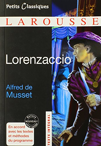 9780828896474: Lorenzaccio (in French) (French Edition)