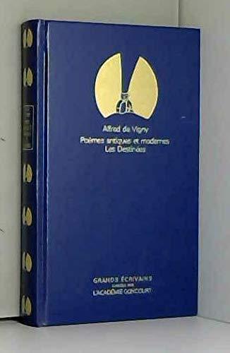 9780828896672: Alfred de Vigny Les Destinées (Grands écrivains)