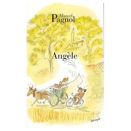 Angele (0828898898) by Pagnol, Marcel