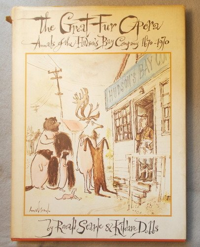 9780828901161: The great fur opera;: Annals of the Hudson's Bay Company, 1670-1970,