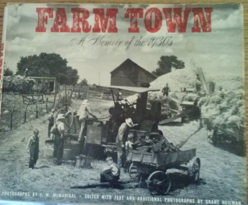 9780828902052: Farm town: a memoir of the 1930's