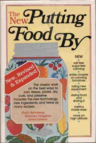 9780828904681: The New Putting Food By