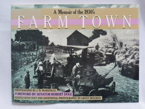 9780828906067: Farm Town: A Memoir