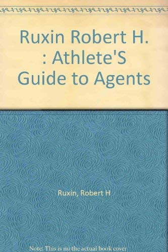 9780828907132: AN Athlete's Guide to Agents