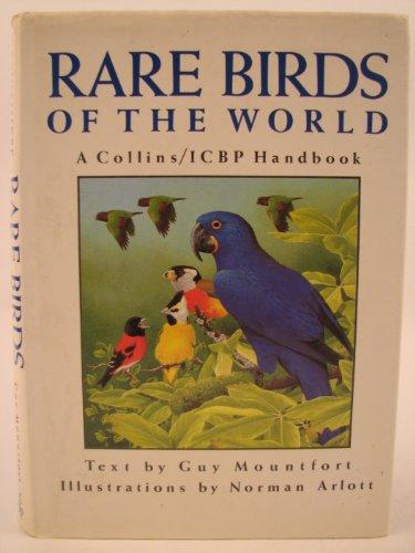 9780828907194: Rare Birds of the World: A Collins/Icbp Handbook