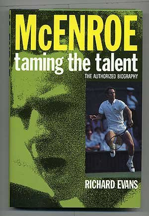 9780828907910: McEnroe: Taming the Talent
