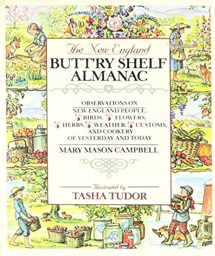 9780828908054: The New England Butt'ry Shelf Almanac