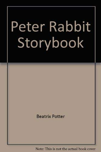 Peter Rabbit Storybook (0828908303) by Beatrix Potter