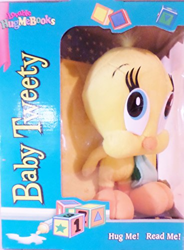 9780828909877: Looney Tunes Loveables HugMeBooks - Baby Tweety with 9