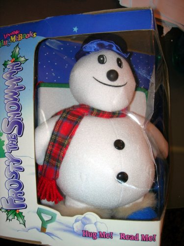 9780828909891: Frosty the Snowman Plush Toy &