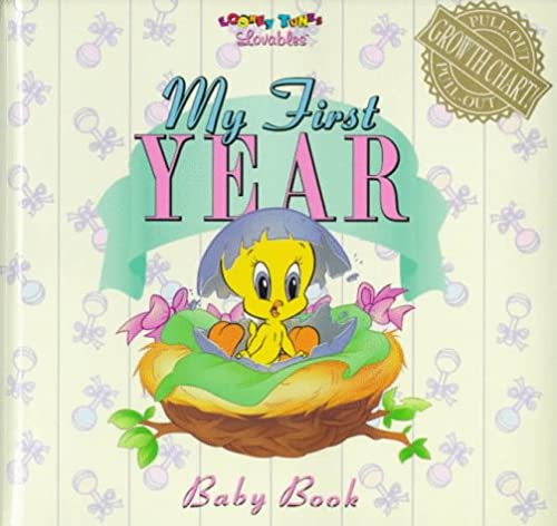 9780828910002: My First Year Baby Book: Looney Tunes Lovables