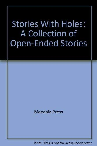 9780829003550: Stories With Holes: A Collection of Open-Ended Stories