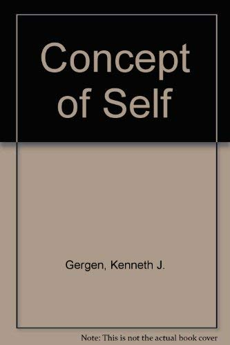 9780829006049: Concept of Self