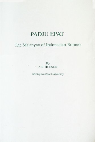 9780829007114: Padju Epat: The Maanyan of Indonesian Borneo (Case Studies in Cultural Anthropology)