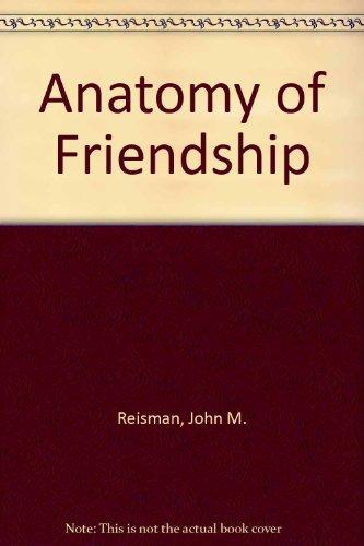 9780829021165: Anatomy of Friendship