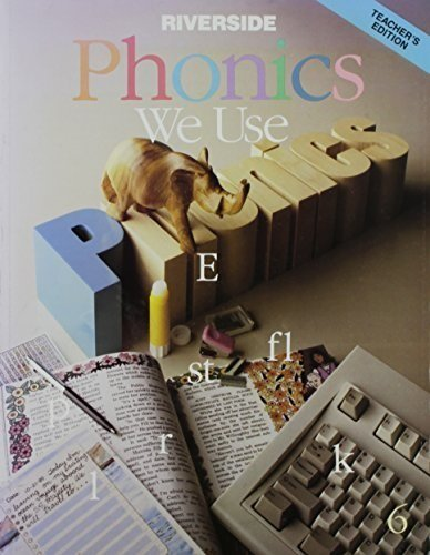 9780829268515: Great Source Phonics We Use: Teacher's Edition Grade 5