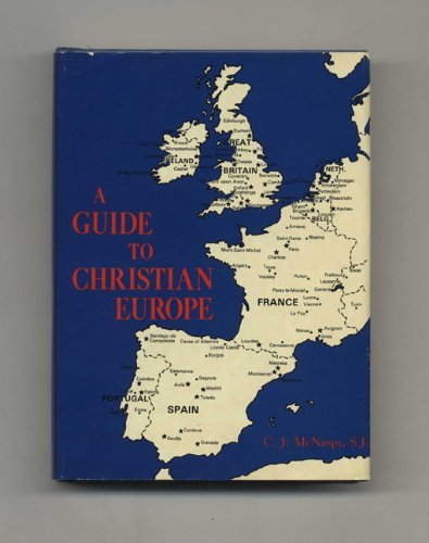 9780829402049: Guide to Christian Europe (Request Reprint)