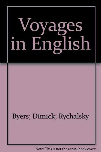 Voyages in English (0829405607) by Loyola Press