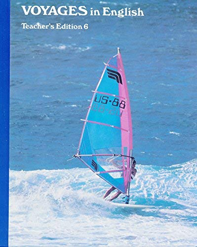 Voyages in English 6 (9780829405620) by Carolyn Marie Dimick