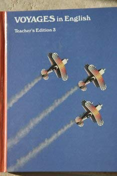 Voyages in English Teacher's Edition 3 (9780829405699) by Carolyn Marie Dimick; Jeanne M Baker; Maria Byers