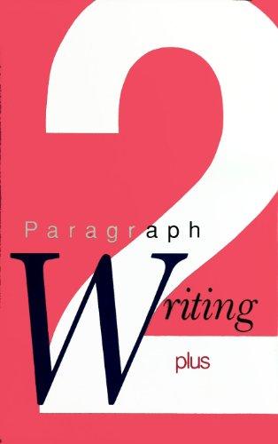 9780829406320: Paragraph writing plus