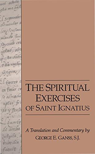 9780829407280: The Spiritual Exercises of Saint Ignatius