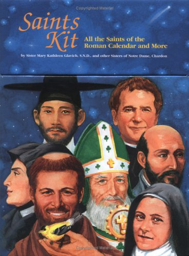 9780829408003: Saints Kit: All the Saints of the Roman Calendar and More