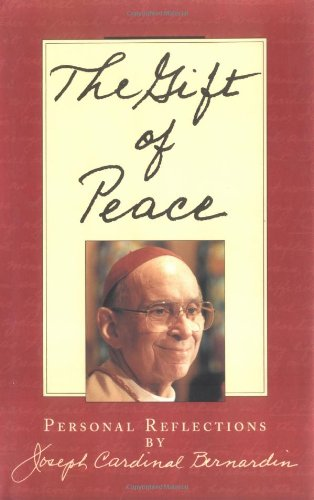 9780829409550: The Gift of Peace: Personal Reflections