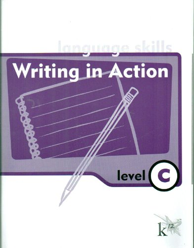 9780829410051: LANGUAGE SKILLS WRITING IN ACTION (LEVEL C)