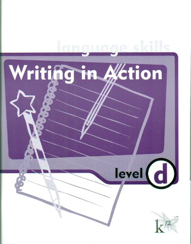 9780829410075: Writing in Action (Language Skills) Level D