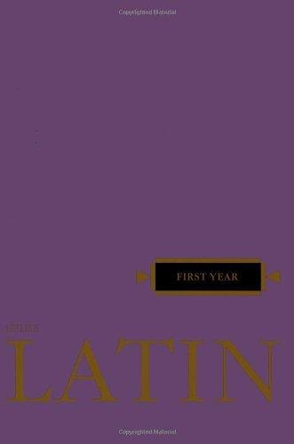 9780829410266: Henle Latin First Year