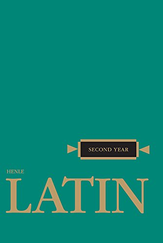 9780829410273: Henle Latin Second Year